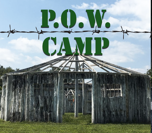 POW Camp Fort Knox Paintball