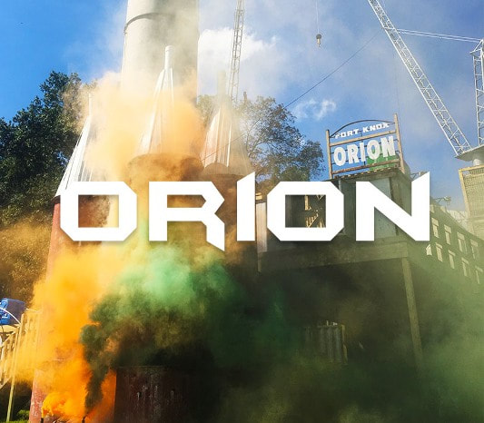 Orion Fort Knox Paintball