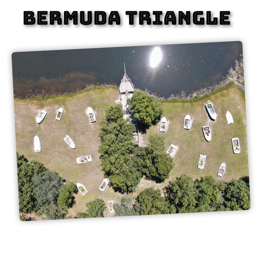 bermuda triangle fort knox paintball map