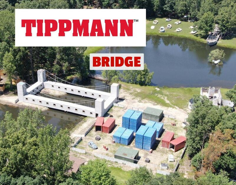 Tippmann Bridge Fort Knox Paintball